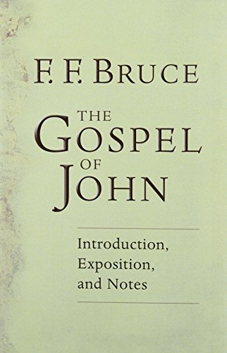 9780802808837: The Gospel of John: Introduction, Exposition, Notes