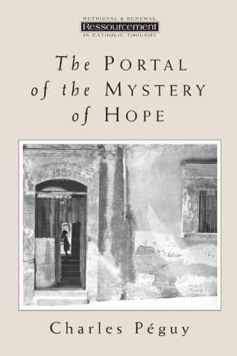 9780802808998: The Portal of the Mystery of Hope (Ressourcement (Grand Rapids, Mich.).)