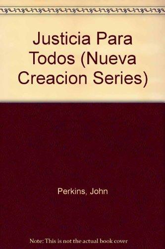 9780802809094: Justicia Para Todos (Nueva Creacion Series)