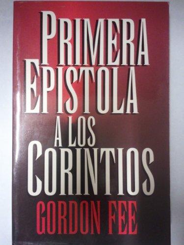 9780802809247: Primera Epistola a Los Corintios (Neuva Creacion)
