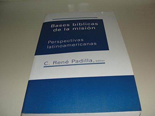 9780802809520: Bases Biblicas De La Mision