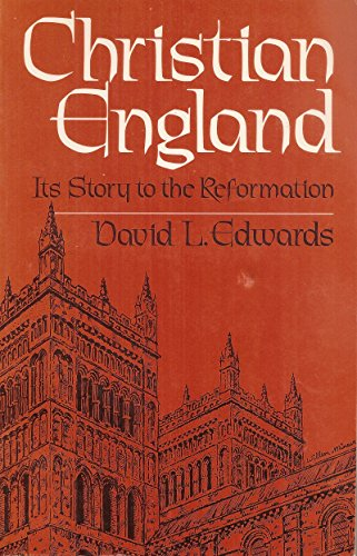 9780802810489: Christian England: Its Story to the Reformation