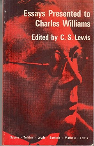 Essays Presented to Charles Williams: Lewis, C.S.