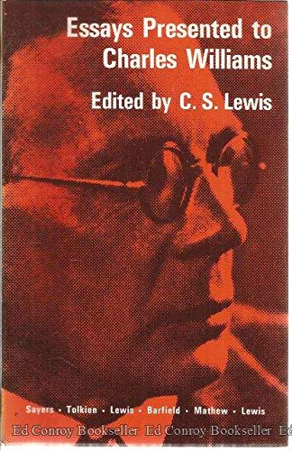 9780802811172: Essays Presented to Charles Williams