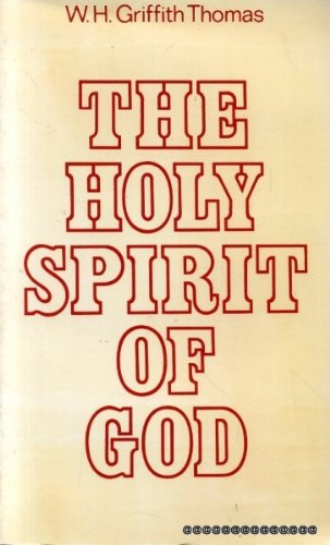 9780802812001: Holy Spirit of God