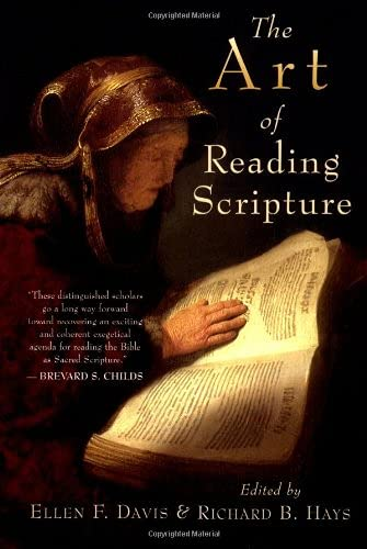 9780802812698: The Art of Reading Scripture