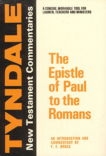 9780802814050: The Epistle of Paul to the Romans: An Introduction and Commentary (Tyndale New Testament Commentaries)