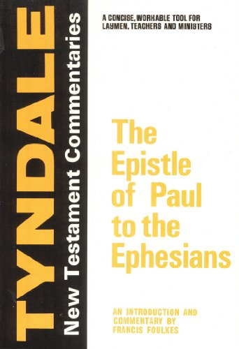 EPISTLE OF PAUL TO EPHESIANS TYNDALE