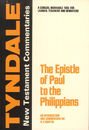 9780802814104: The Epistle of Paul to the Philippians: An Introduction and Commentary