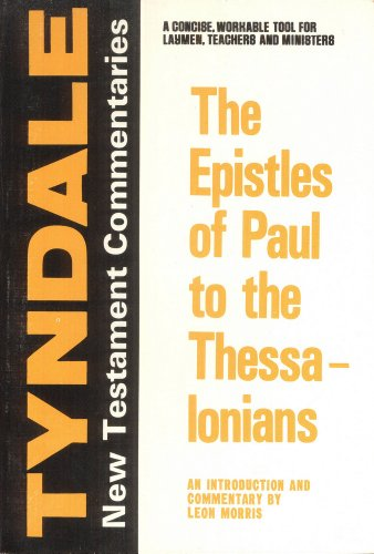 EPISTLES PAUL THESSALONIANS TYNDALE