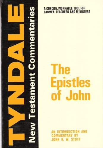 9780802814180: The Epistles of John: An Introduction and Commentary (Tyndale New Testament Commentaries)