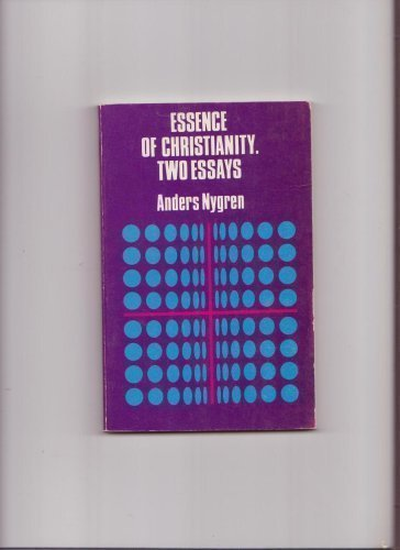 9780802815507: Essence of Christianity;: Two essays