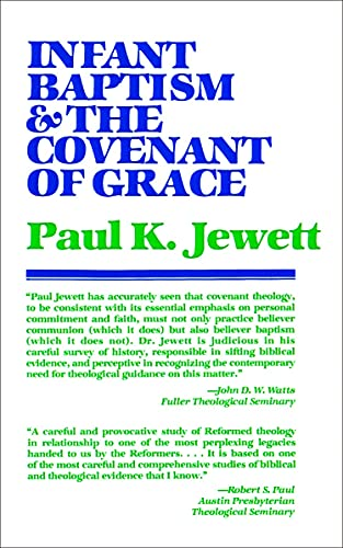 9780802817136: Infant Baptism and the Covenant of Grace