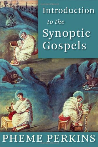 9780802817709: Introduction to the Synoptic Gospels