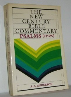9780802818669: Psalms 73-150: 002 (The New Century Bible Commentary Series)
