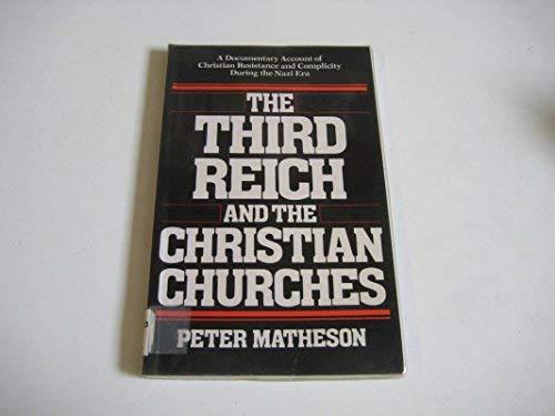 9780802818737: Third Reich and the Christian Churches