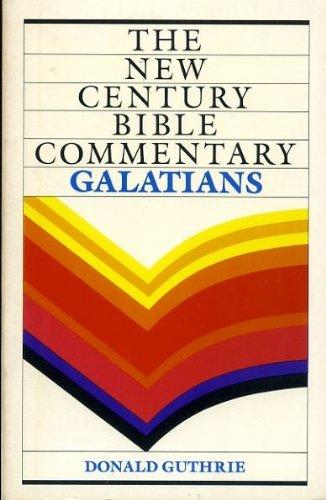 Galatians: Guthrie, Donald
