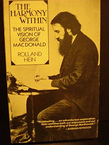 9780802819123: Harmony within: Spiritual Vision of George Macdonald