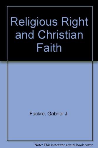9780802819833: Religious Right and Christian Faith