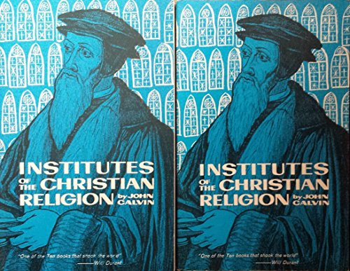 9780802820556: Institutes of the Christian Religion (2 Volumes)