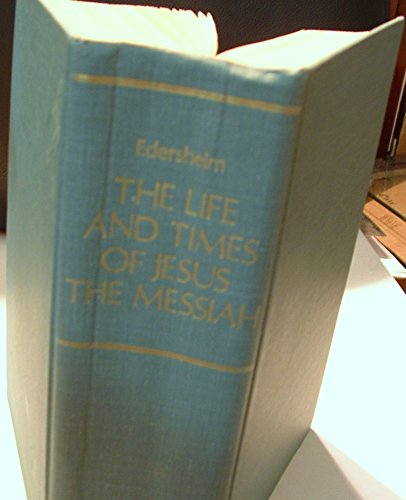 9780802821058: Life and Times of Jesus the Messiah