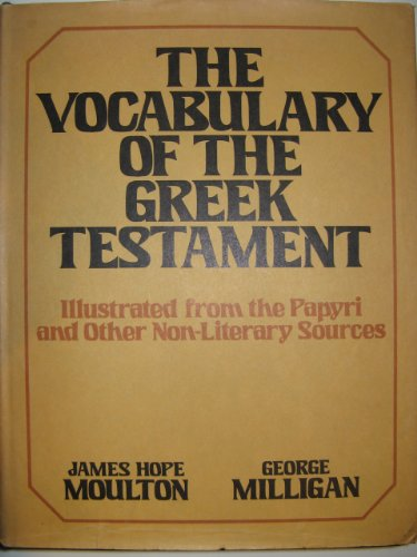 9780802821782: Vocabulary of the Greek New Testament