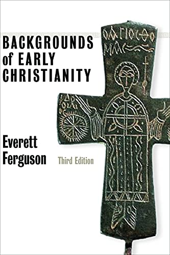 9780802822215: Backgrounds of Early Christianity