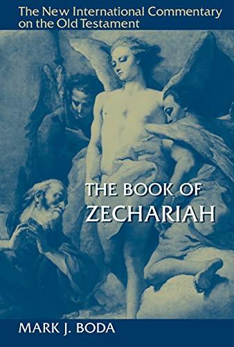The Book of Zechariah (Hardcover): Mark J. Boda