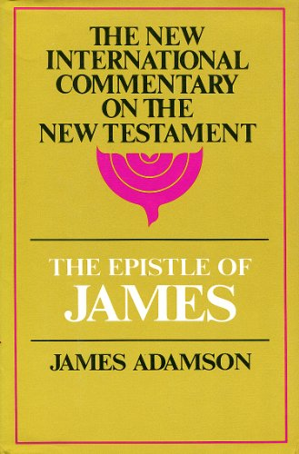9780802823779: The Epistle of James (The New International Commentary on the New Testament)