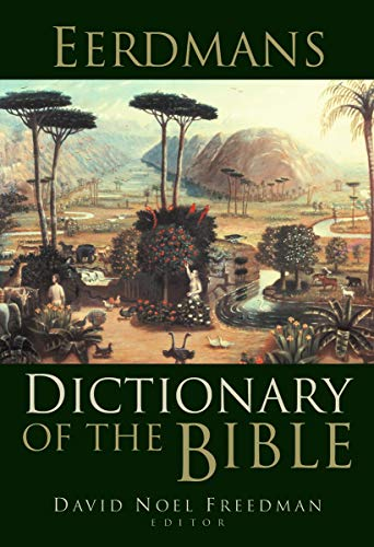 9780802824004: Eerdmans Dictionary of the Bible