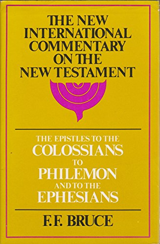 9780802824011: Epistles to the Colossians, to Philemon and to the Ephesians