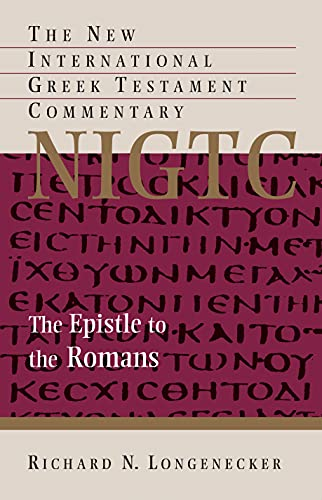 9780802824486: The Epistle to the Romans: A Commentary on the Greek Text