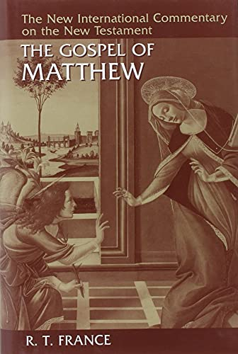 9780802825018: The Gospel of Matthew (The New International Commentary on the New Testament)