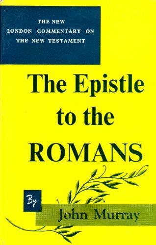 9780802825063: The Epistle to the Romans