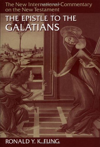9780802825094: The Epistle to the Galatians (The New International Commentary on the New Testament)