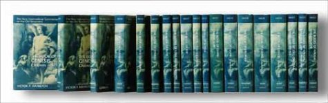9780802825209: The New International Commentary on the Old Testament (25 Volume Set)