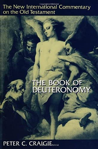 9780802825247: The Book of Deuteronomy (The New International Commentary on the Old Testament)