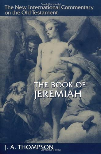 9780802825308: A Book of Jeremiah (New International Commentary on the Old Testament)