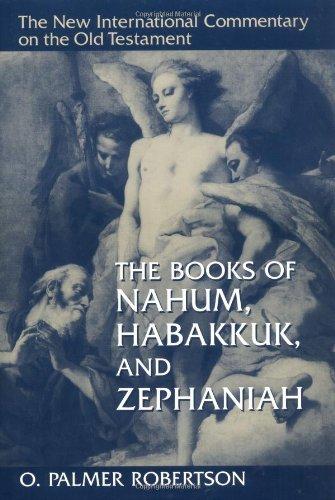9780802825322: The Books of Nahum, Habakkuk, and Zephaniah