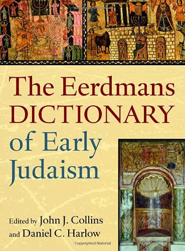 9780802825490: The Eerdmans Dictionary of Early Judaism