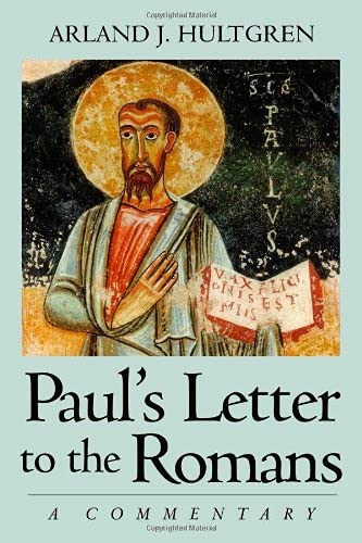 9780802826091: Paul's Letter to the Romans: A Commentary
