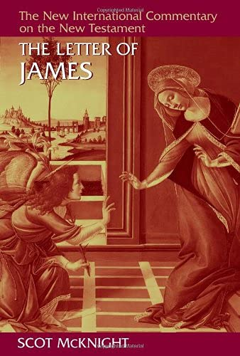 9780802826275: The Letter of James (The New International Commentary on the New Testament)