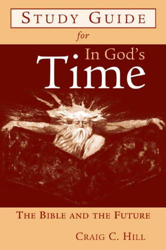 9780802826541: Study Guide for In God's Time