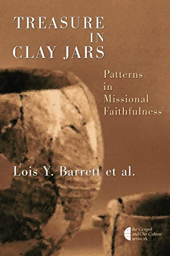 9780802826923: Treasure in Clay Jars: Patterns in Missional Faithfulness (The Gospel and Our Culture Series (GOCS))