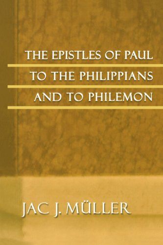 9780802828514: The Epistles Of Paul To The Philippians And To Philemon