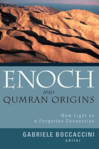 9780802828781: Enoch And Qumran Origins: New Light On A Forgotten Connection