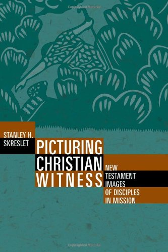 9780802829566: Picturing Christian Witness: New Testament Images of Disciples in Mission