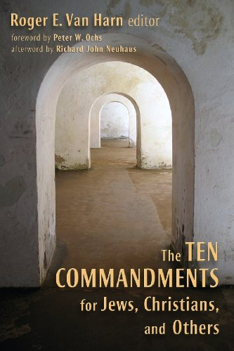 9780802829658: The Ten Commandments for Jews, Christians, and Others