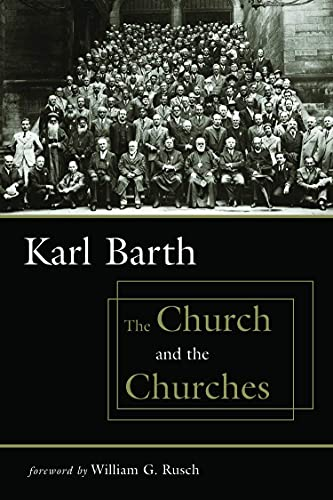 9780802829702: The Church and the Churches