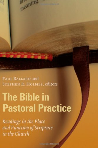 9780802831156: The Bible in Pastoral Practice: Readings in the Place and Function of Scripture in the Church (Using the Bible in Pastoral Practice)